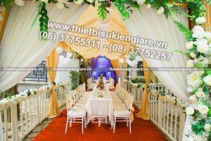 Cho thuê khung rạp đám cưới