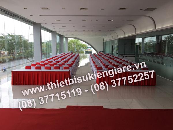 Cho thuê ghế hội nghị