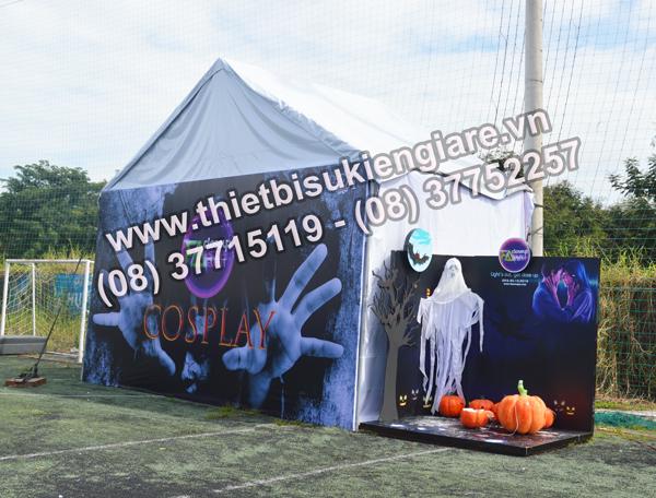 Cho thuê nhà lều