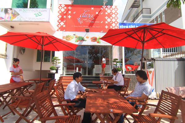 Cho Thuê Dù Cafe | Miễn Phí Vận Chuyển Dù Cafe Chất Lượng Cao