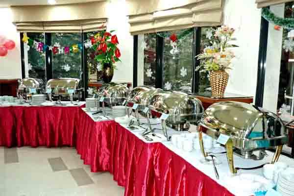 Trang Trí Bàn Buffet   Dịch Cụ Cho Thuê Bàn Ghế Chất Lượng Nhất