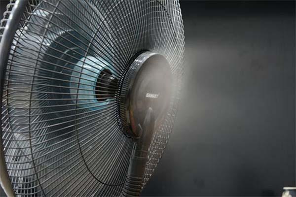 Cho thuê quạt công nghiệp phun sương giá rẻ tại đâu?