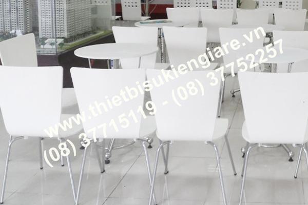Địa chỉ cho thuê bàn ghế triển lãm