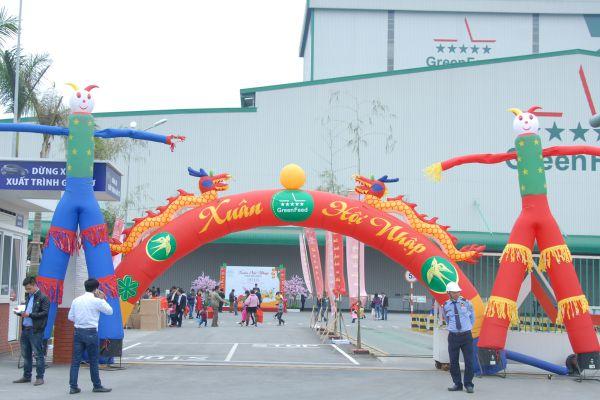 Cơ sở sản xuất cổng hơi