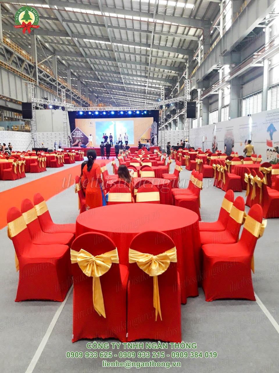Tổ chức sự kiện Chị Thi-Vũng Tàu